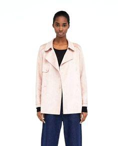 58aeb07b265b Картинки по запросу cos trench coat Zara D états Unis