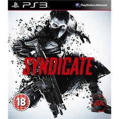 Syndicate  playstation 3    PS3    nuovo!!!