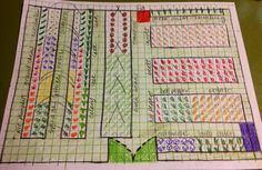 What's your Spring 2013 Garden Plan look like?  This is Fruhlingskabine Micro-Farm's garden plan.  @Sarah Cuthill