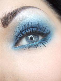 Pop of blue :)