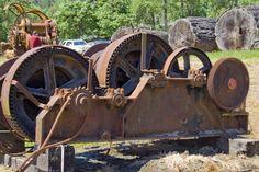 Industrial Gears Galore, 2 by ~FoxStox on deviantART
