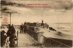 fIGUEIRA DA fOZ Lighthouses, Seaside, Movie Posters, Cards, The Beach, Photos, Beach, Lighthouse, Light House