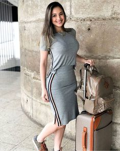 It's totally FREE! Free Hookup Site No credit card needed ,Meet Local Women Looking For S. Casual Dresses, Stylish Outfits, Fashion Dresses, Cute Outfits, Kohls Dresses, Dresses Dresses, Summer Dresses, Fashion Mode, Girl Fashion