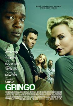 Gringo FULL MOVIE Streaming Online in Video Quality Joel Edgerton, Amanda Seyfried, Hd Streaming, Streaming Movies, Charlize Theron, 2018 Movies, Movies Online, Films Netflix, O Movie