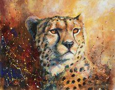 Peter Blackwell Wildlife Artist - Kenya