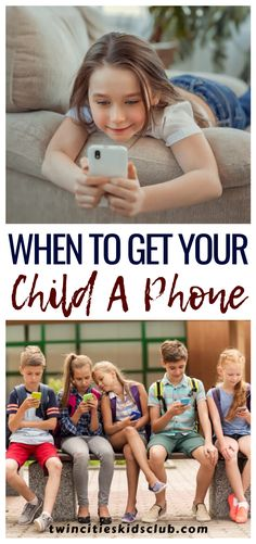 Twin Cities Kids Club Blogs:  When To Get Your Child A Phone - Deciding when to allow your child a mobile phone is a personal choice and one which depends on a variety of factors. Your location, their maturity, routines, and school journeys can all play a part in your decision. You have been hearing all about screen time, and phones take this to the next level. #parenting #coparenting #parentingtips #parentinghacks #parenting101 #parentinghumor Activities For 2 Year Olds, Indoor Activities, Infant Activities, Step Parenting, Parenting Humor, Parenting Hacks, Coparenting, Educational Crafts