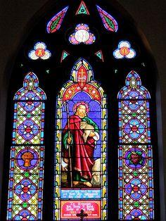 The Good Shepherd Window.