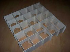 Diy easy maze for hamsters