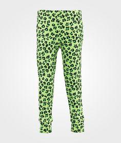 Leopard Aop Leggings Green ss-15