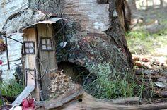 Fairy Houses, Free Family Fun in Mackworth Island & Portland, Maine