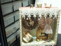 Sewing Room Shadow Box.wmv