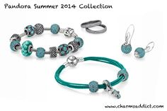 Charms Addict | Pandora Summer 2014 Complete Preview