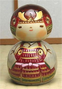 kokeshi - we have one similar to this guy in our current exhibit: http://www.morikami.org/exhibits/in-the-galleries/?link=IntheGalleries