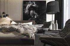 Дизайн квартиры в стиле loft совместно со студией MC interior :: leqb Architects