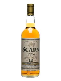 This is a bottling that many fans of this underrated distillery still have a soft spot for - the unpretentious old-style Scapa 12yo: an easygoing dram, delightfully honeyed and malty. Replaced by t...
