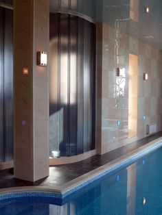 "Pool  Villa with pool in Moscow suburbs by Architectural bureau / Architekturbüro ""ARPM"" / Архитектурное бюро - мастерская «АРПМ» www.arp-m.com"