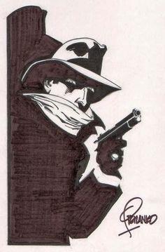 The Shadow by Jim Steranko