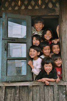 Kids ib Cambodia
