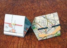 CHAPTER 2: Books, Journals, and Boxes - Making Art From Maps Make Art, How To Make, Nature Journal, Journals, Maps, Boxes, Crates, Blue Prints, Box