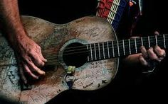 """emrayfo: """" Willie Nelson's guitar. I've loved this instrument since the first time I saw a pin-up of it in my guitar magazine as a teenager. As craggy, charismatic and melodic as the man. Acoustic Guitar Lessons, Guitar Songs, Acoustic Guitars, Guitar Chords, Guitar Tips, Strange Fruit, Billie Holiday, Guitar Photography, Willie Nelson"""