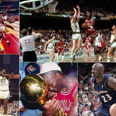 """50 momentos de Grandeza de """"Su Majestad"""" Michael Jordan"""
