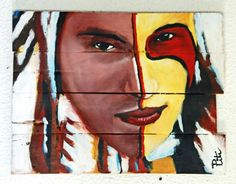 #pallets #art #native #piti