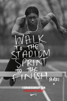 #Sprint to the #finish. No matter how I did throughout, I always want to finish strong, so in the end I have nothing left to give.