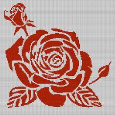 Watch The Video Splendid Crochet a Puff Flower Ideas. Phenomenal Crochet a Puff Flower Ideas. Crochet Puff Flower, Crochet Flower Tutorial, Crochet Flower Patterns, Afghan Crochet Patterns, Crochet Afghans, Filet Crochet, Crochet Flowers, Butterfly Cross Stitch, Cross Stitch Tree