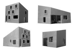 Jojko + Nawrocki architekci - Dom w Katowicach