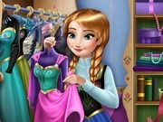 Anna Frozen Game