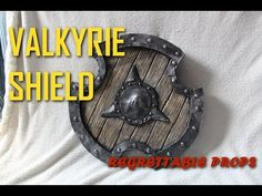 (6) HOW TO: For Honor Costume ( Valkyrie/Warlord Shield ) - YouTube