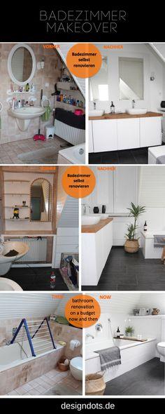 DIY Terrasse günstig selber bauen, gestalten und renovieren - badezimmer g nstig renovieren