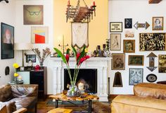 Erin Wasson Home Tour — One Kings Lane — Live.Love.Home