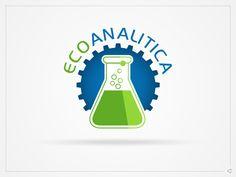 Ideazione marchio e logotipo Ecoanalitica