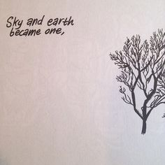 """Look at the #sky, we are not alone. #GraphicNovel """"Blankets"""" by #Craig Thompson #Comics #Autobiography #TopShelfComix #MustRead #Art #Trees #Earth"""