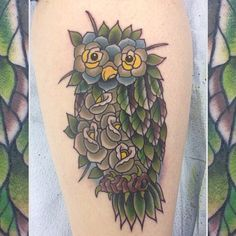 #owl #tattoo #tattoos #ideas #designs #men #formen #menstattooideas