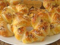 Original Ramadan Pita Bread Recipe, How To? Nutella, Pizza Pastry, Pasta, Turkish Recipes, Iftar, Snacks, International Recipes, Food Pictures, Bagel