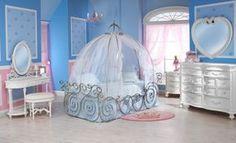 décoration chambre petite fille princesse actuelle