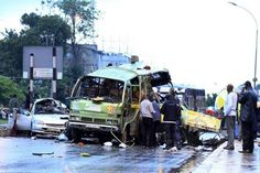 Nairobi blasts kill at least six: police At least six people were killed in three simultaneous blasts in Nairobi on Monday. Three almost simultaneous blasts in the main Somali district of the Kenyan capital Nairobi Monday left at least six people dead and scores injured, said police, raising suspicions of terrorism.