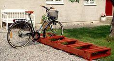 Bygg cykelställ http://wwwc.aftonbladet.se/bostad/bygga/cykelstall.pdf