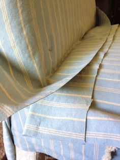 Slipcover how to