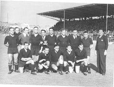 A equipa da Briosa orientada por Albano Paulo e que conquistou a 1ª edição da Taça de Portugal (1939).