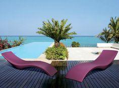 CLOE Chaise longue by Myyour #chaiselongue #lounge_chair
