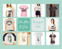 10 Cat T-Shirts I Want in My Closet