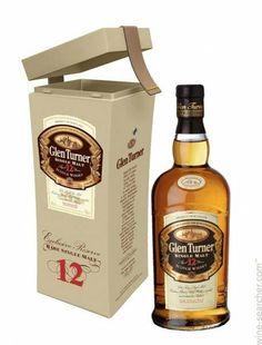 Glen Turner 12 Years Old Rare Single Malt Whisky, Scotland