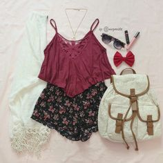 Perfect for back to school♥