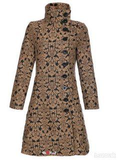 DESIGUAL kabát na jeseň zima