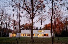 "Arquitectura minimalista ""Casa DM"" por CUBYC Architects, Bélgica | ArQuitexs"