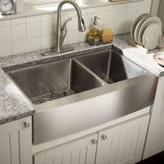 Stunning Picture for Choosing the Perfect Kitchen Sink and faucets (59)