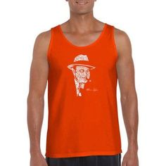 c6e495b5336 Los Angeles Pop Art Men s Tank Top - Al Capone-Original Gangster